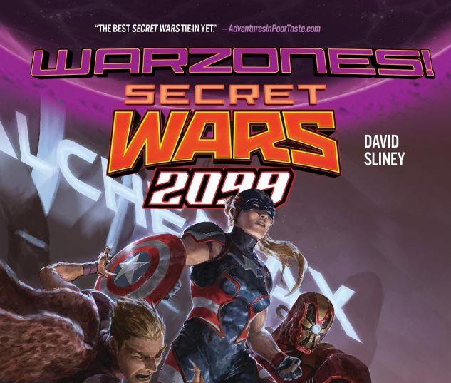 cover from Secret Wars 2099 TPB (2015)