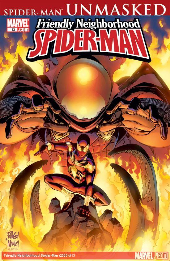 Friendly Neighborhood Spider-Man (2005) #13