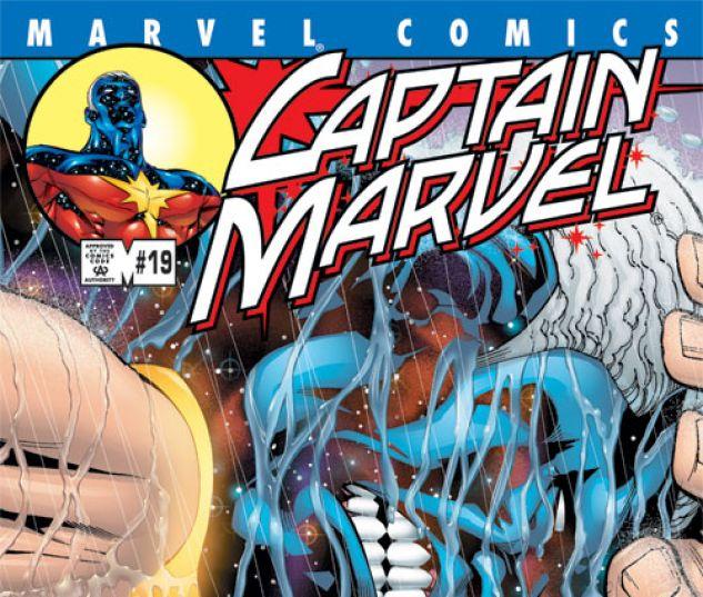 Captain Marvel (2000) #19
