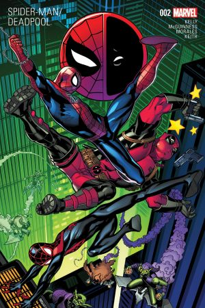 Spider-Man/Deadpool (2016) #2