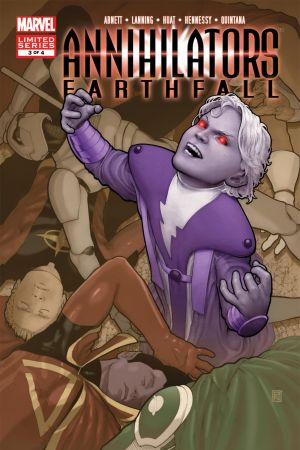 Annihilators: Earthfall #3