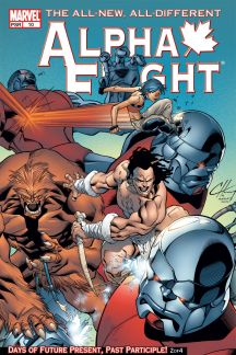Alpha Flight #10