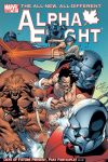 ALPHA FLIGHT (2004) #10 Cover
