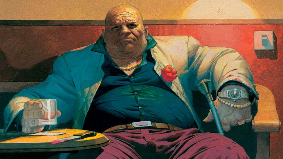 Image result for kingpin marvel comics