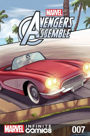 Marvel Universe Avengers: TBD Infinite Comic #7