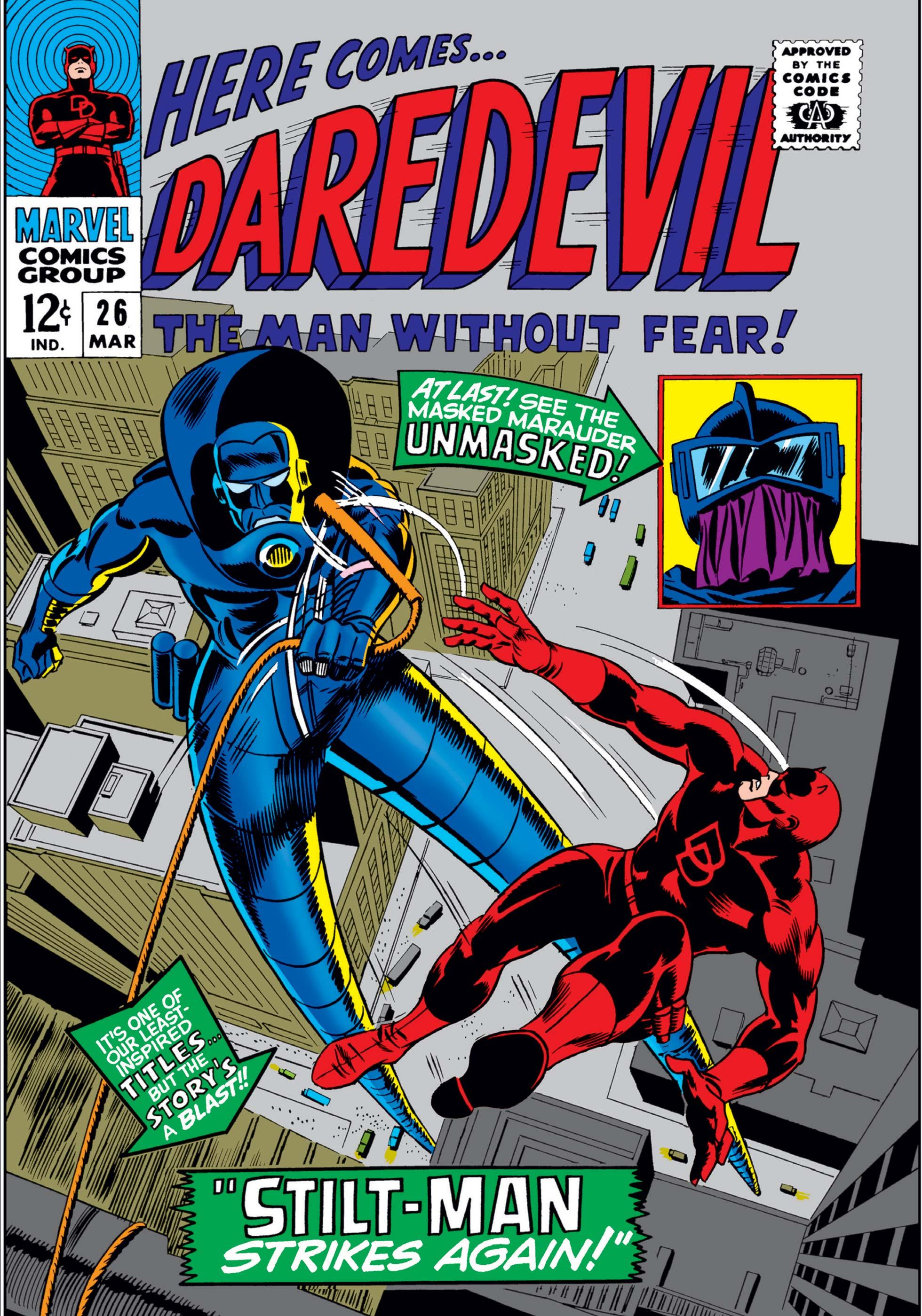 Daredevil (1964) #26