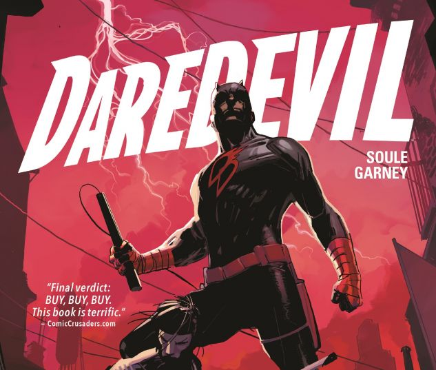 cover from Daredevil (2016)