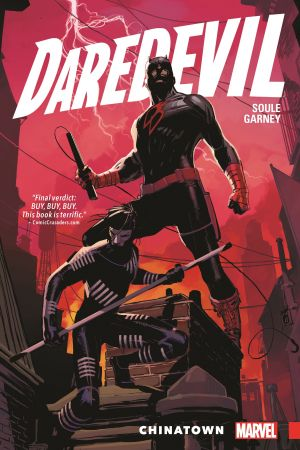 Daredevil: Back In Black Vol. 1 - Chinatown (Trade Paperback)