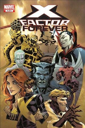 X-Factor Forever (2010) #4