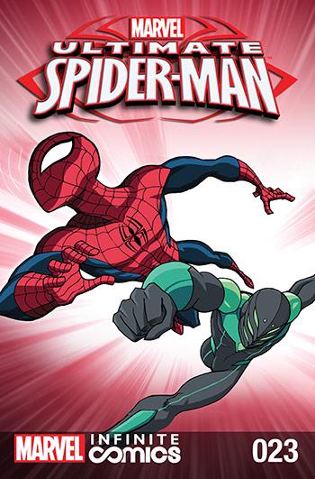 Ultimate Spider-Man Infinite Digital Comic (2015) #23