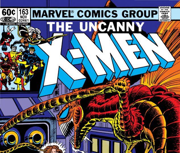 Uncanny X-Men (1963) #163