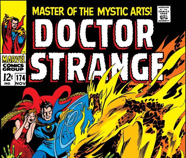 Doctor Strange (1968) #174