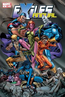 Exiles Vol. 14: The New Exiles (Trade Paperback)