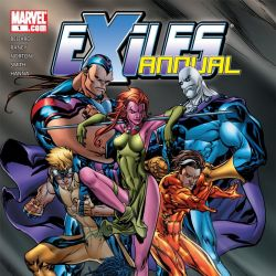Exiles Annual