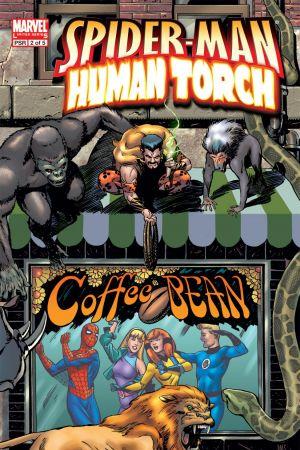 Spider-Man/Human Torch #2