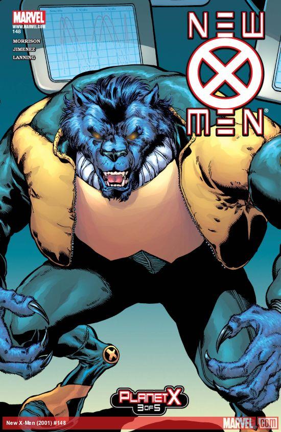 New X-Men (2001) #148