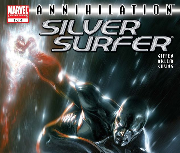 Annihilation: Silver Surfer (2006) #1