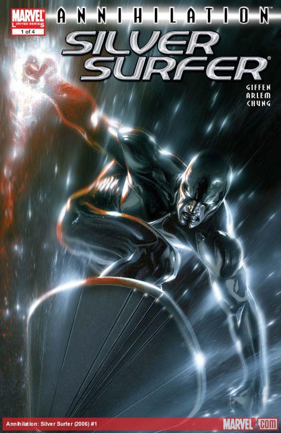 Annihilation: Silver Surfer (2006) #1