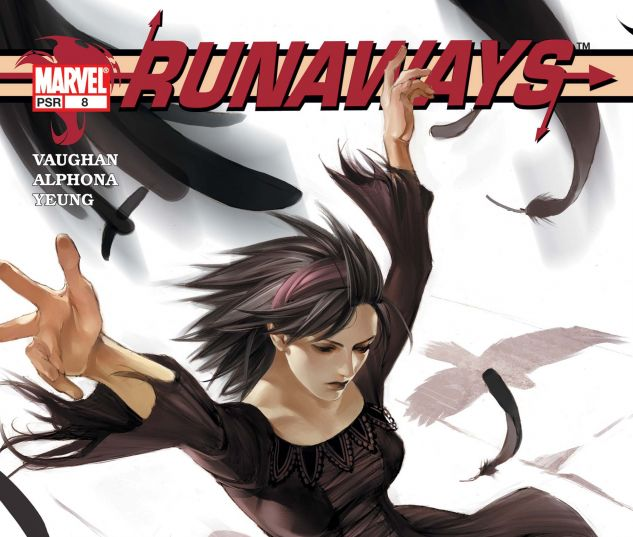 Runaways (2003) #8