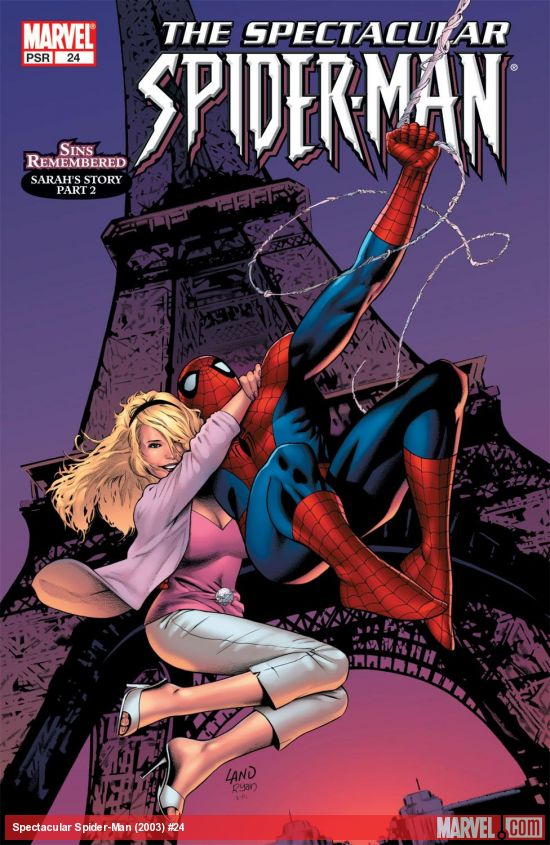 Spectacular Spider-Man Vol. 5: Sins Remembered (Trade Paperback)