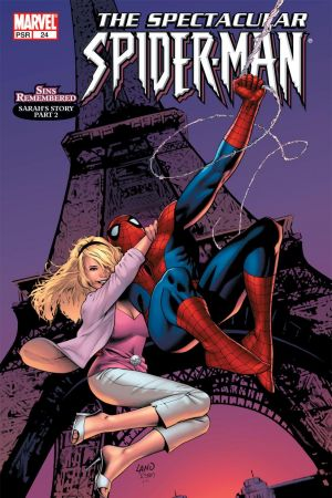 Spectacular Spider-Man #24