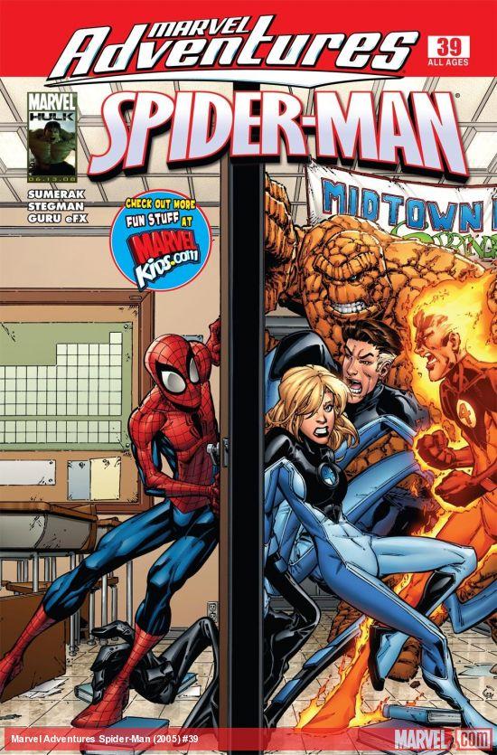 Marvel Adventures Spider-Man (2005) #39