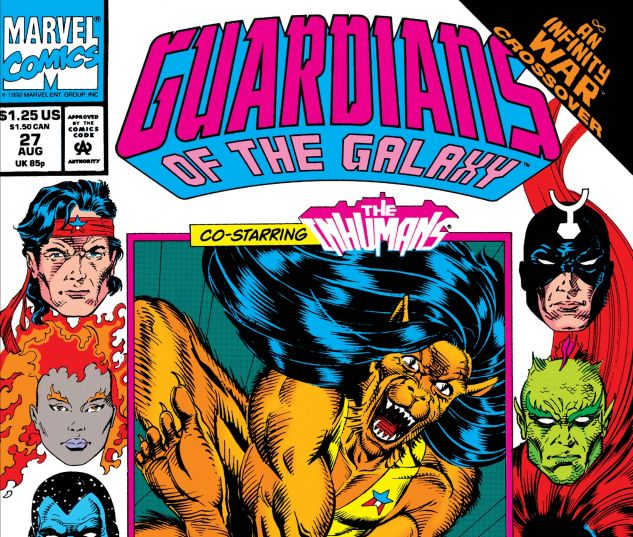 Guardians of the Galaxy (1990) #27