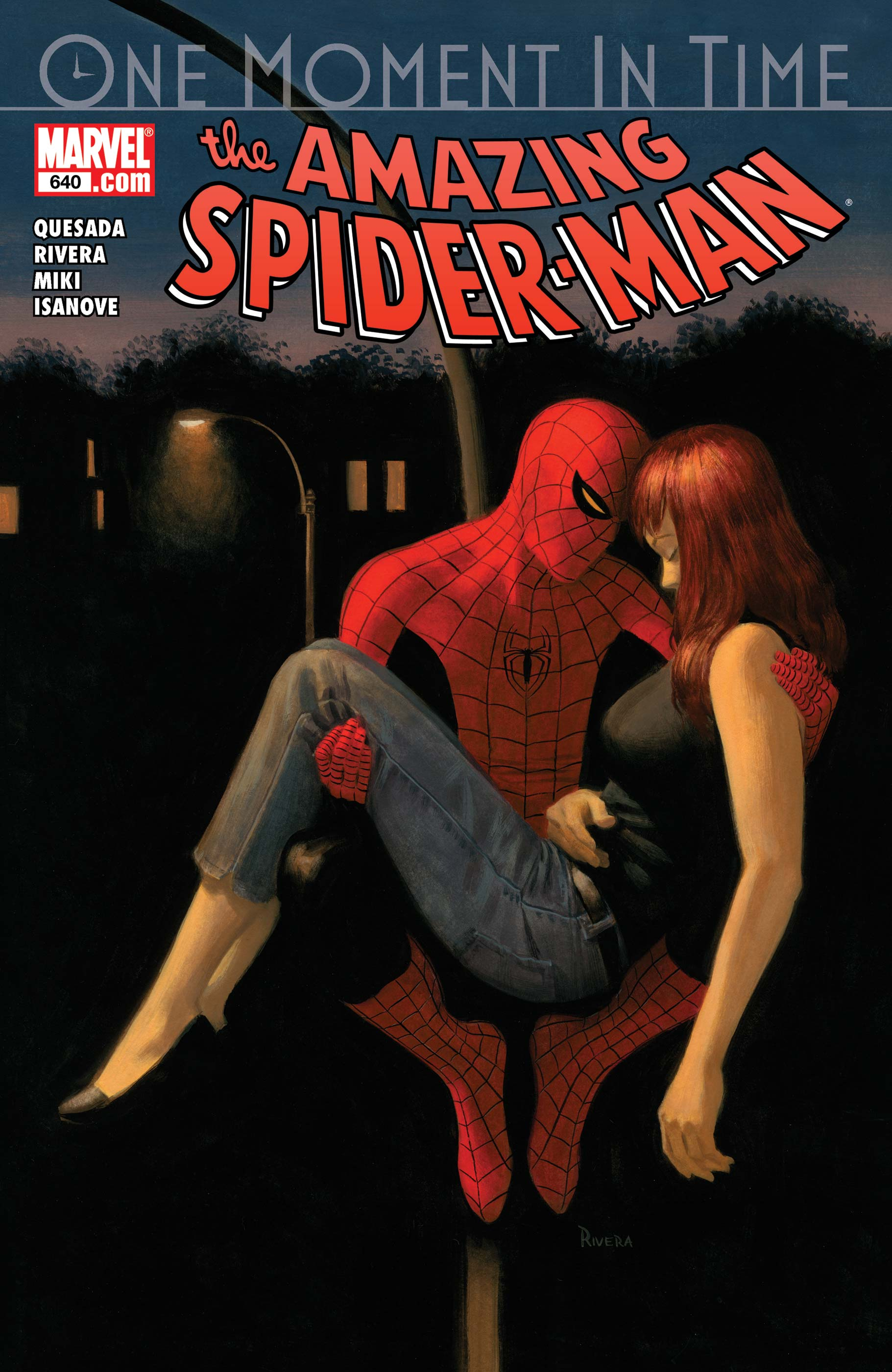 Amazing Spider-Man (1999) #640
