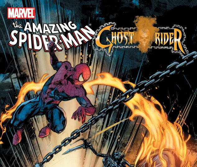 Amazing Spider-Man/Ghost Rider (2011) #1