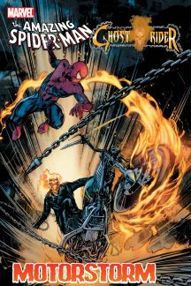 Amazing Spider-Man/Ghost Rider - Motorstorm (Trade Paperback)