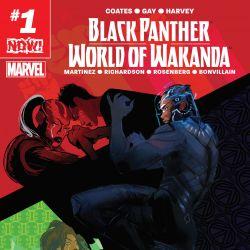 Black Panther: World of Wakanda (2016)