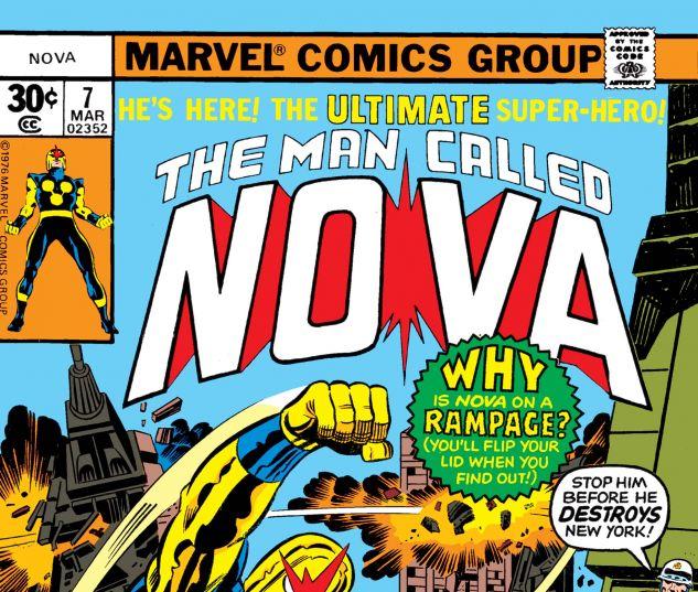 Nova (1976) #7