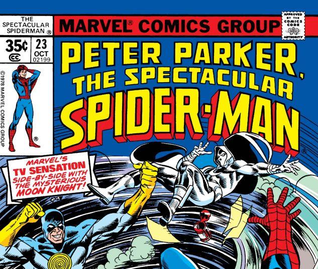 Peter Parker, the Spectacular Spider-Man (1976) #23