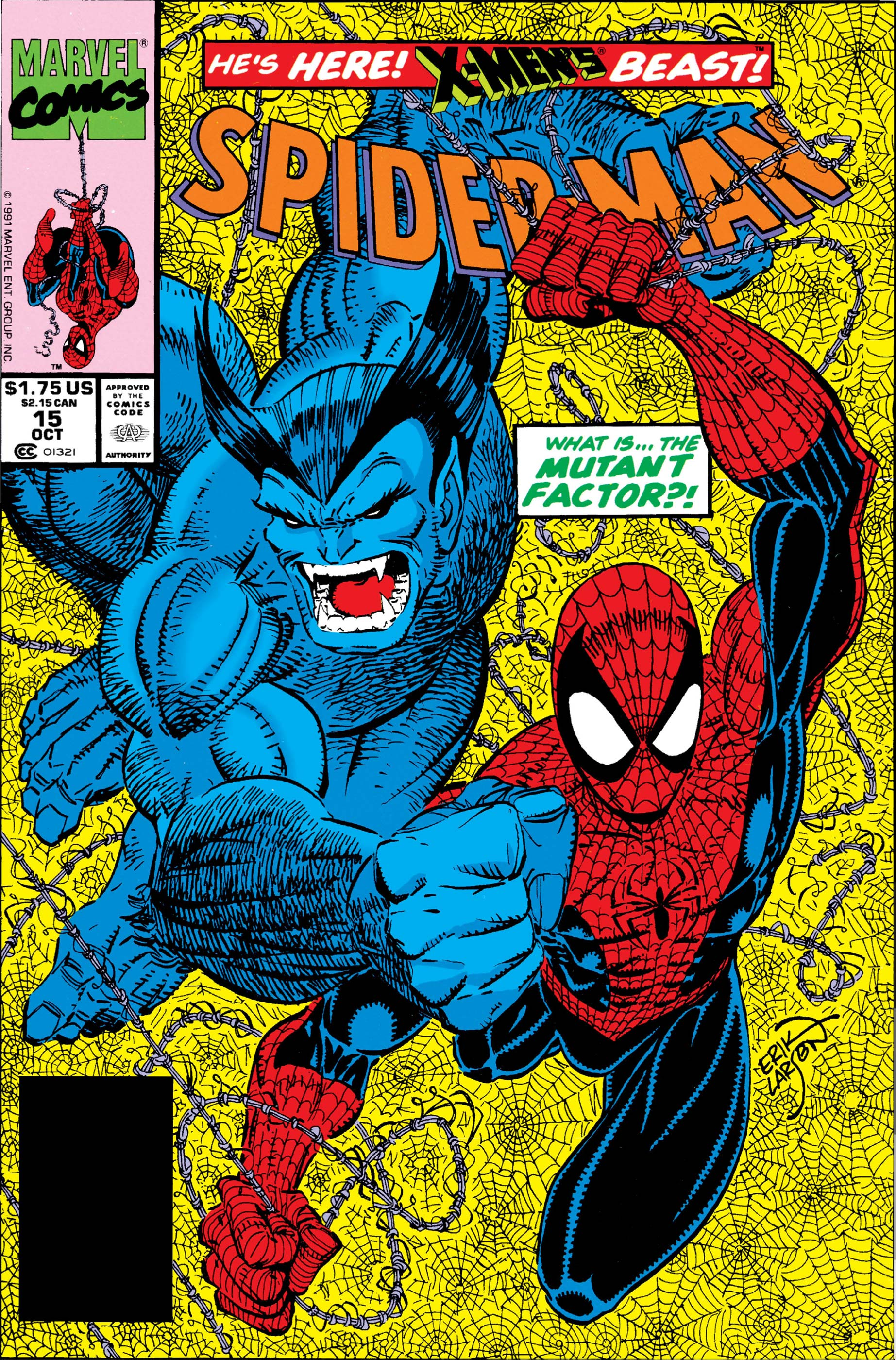 Spider-Man (1990) #15