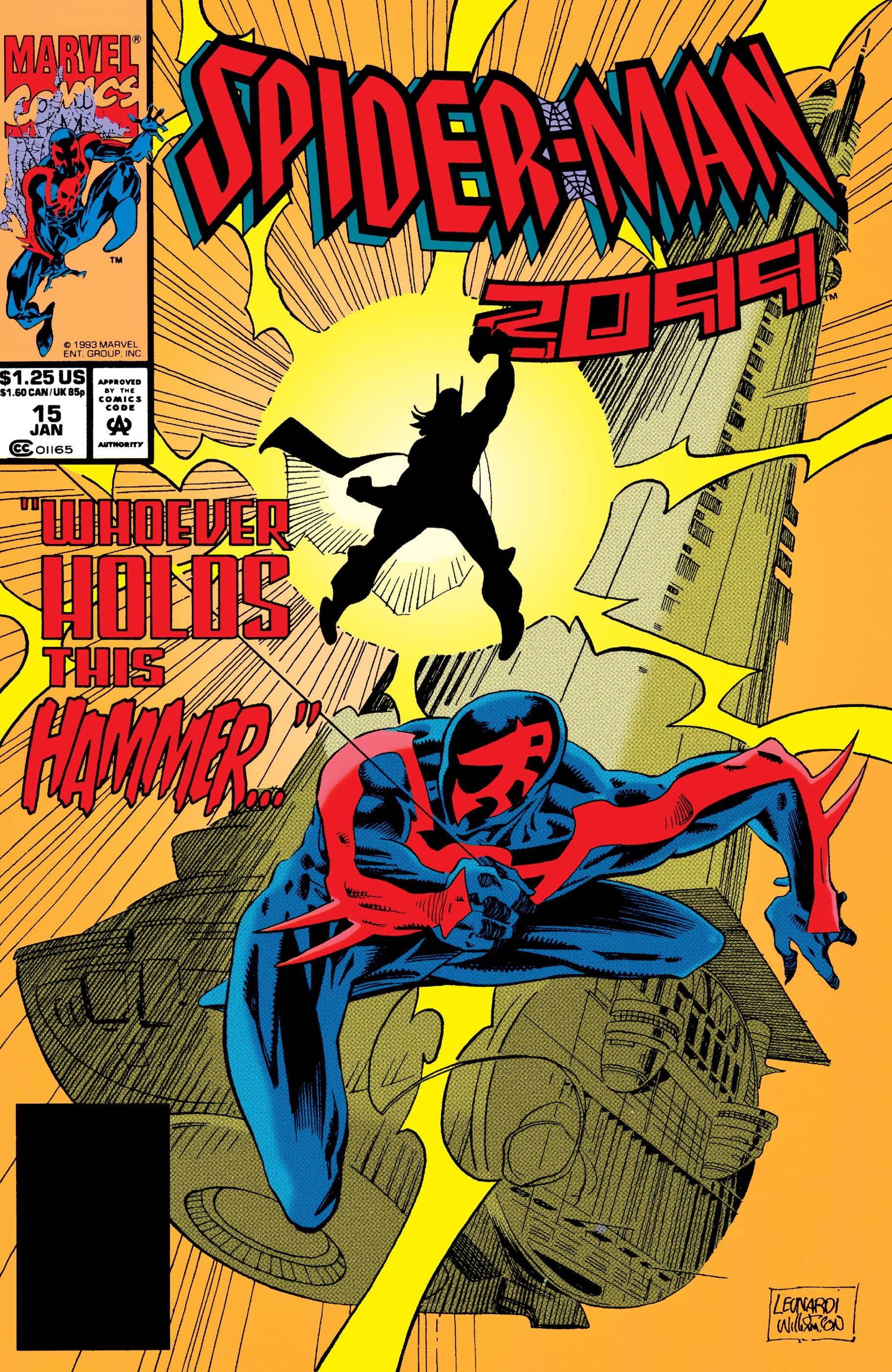 Spider-Man 2099 (1992) #15