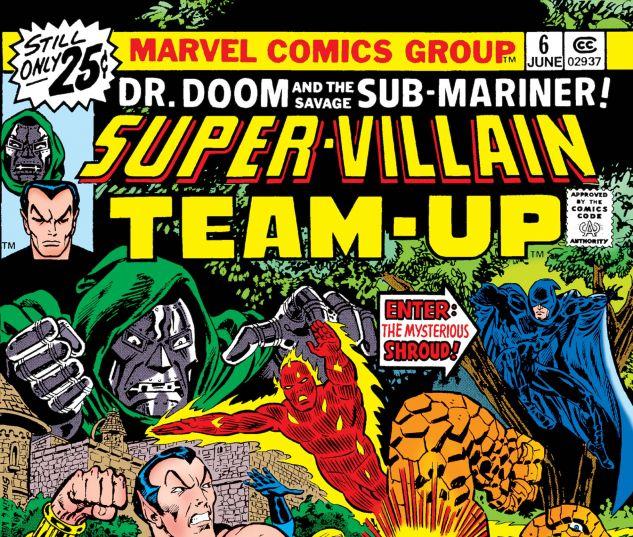 SUPER-VILLAIN TEAM-UP (1975) #6