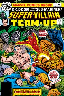 Super-Villain Team-Up #6
