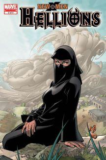 New X-Men: Hellions (2005) #2
