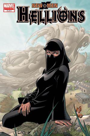 New X-Men: Hellions #2