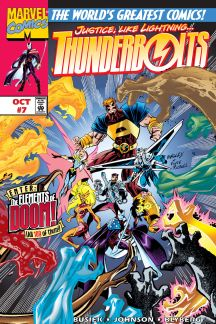 Thunderbolts #7