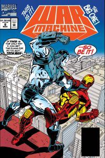 War Machine (1994) #8