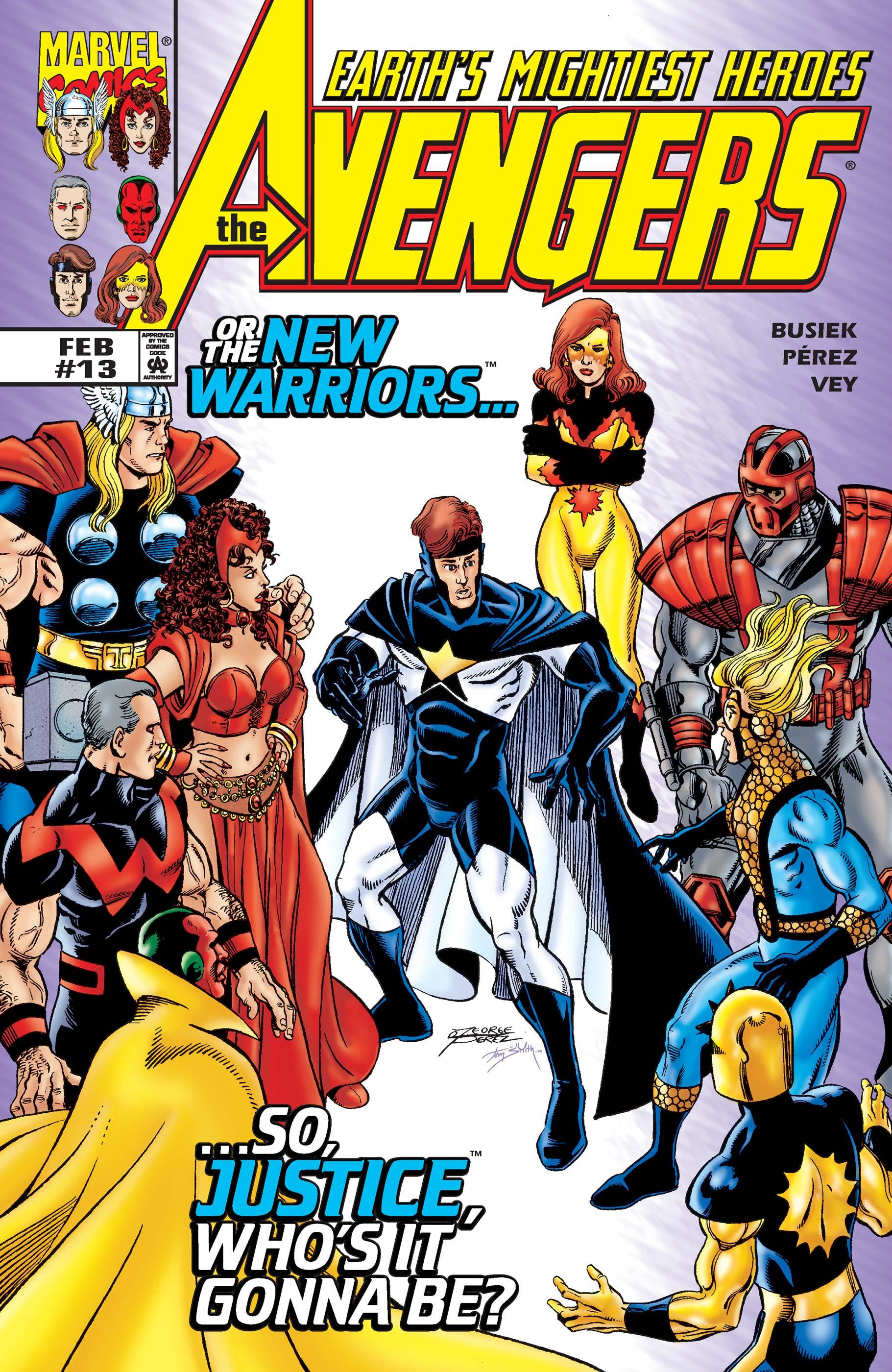 Avengers (1998) #13