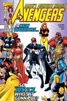 Avengers #13
