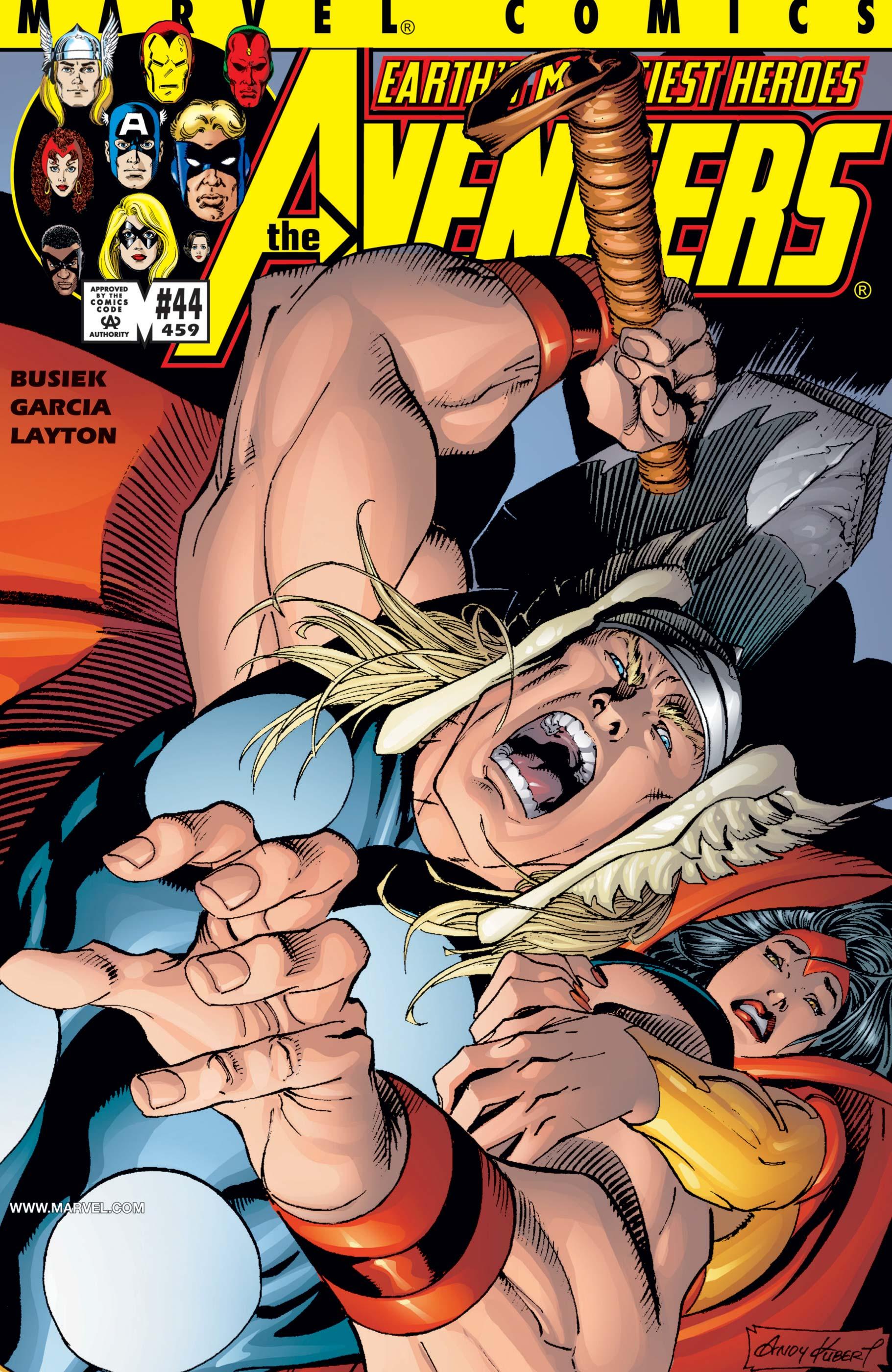 Avengers (1998) #44