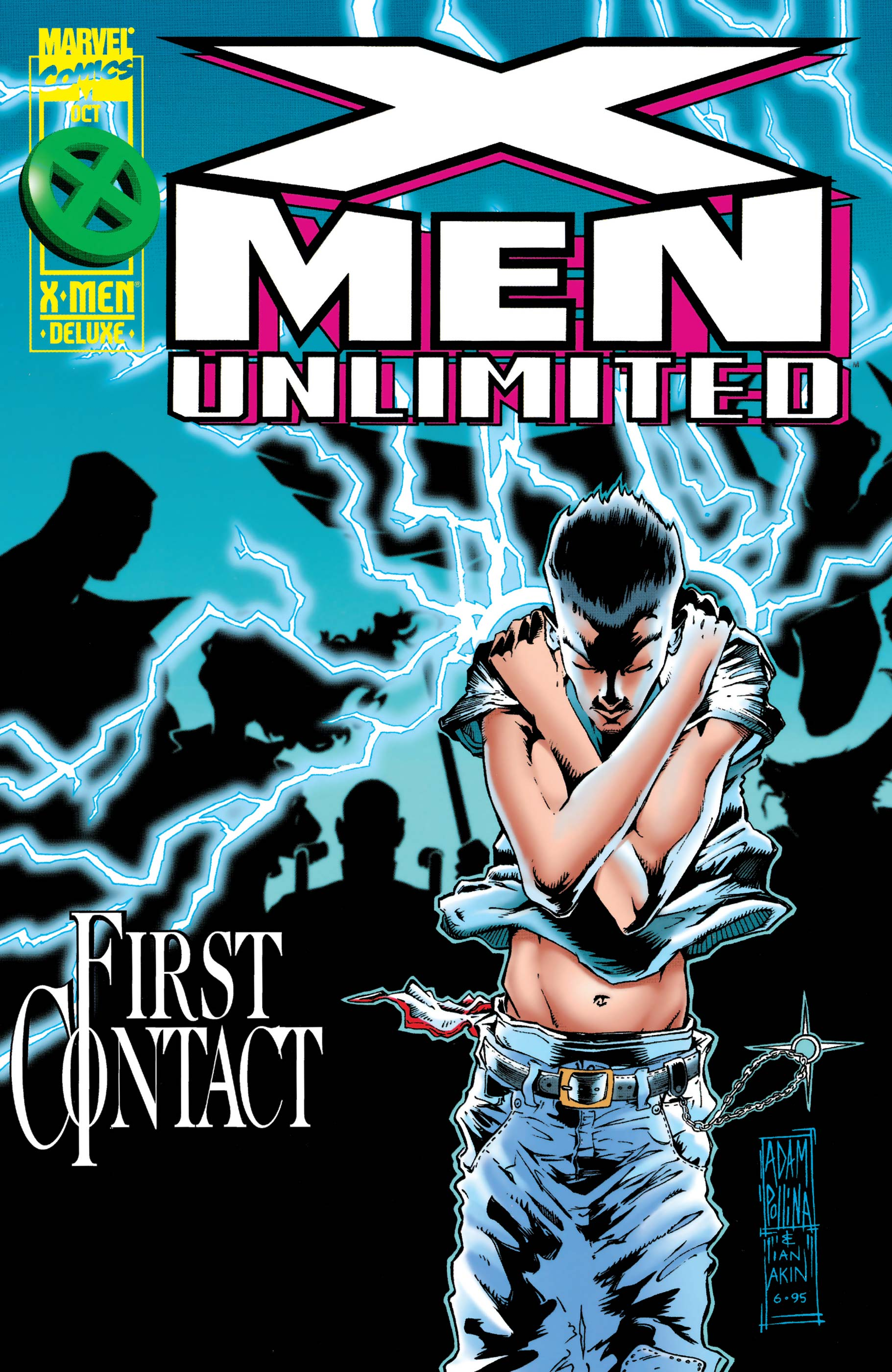 X-Men Unlimited (1993) #8