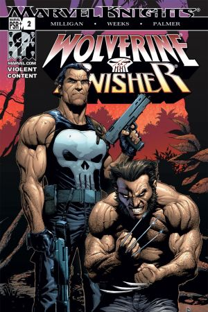 Wolverine/Punisher (2004) #2