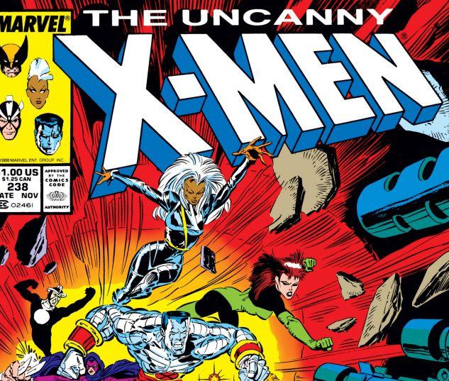 Uncanny X-Men (1963) #238