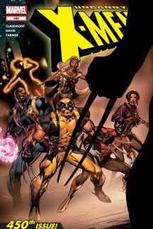 Uncanny X-Men #450