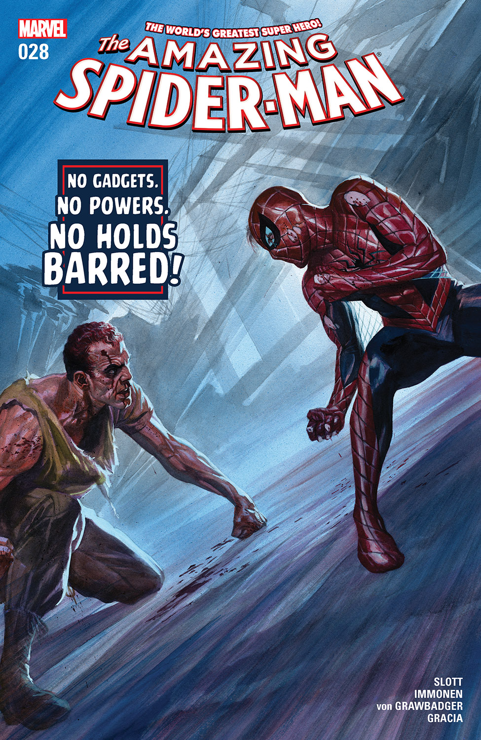 The Amazing Spider-Man (2015) #28