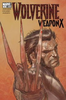 Wolverine Weapon X #1